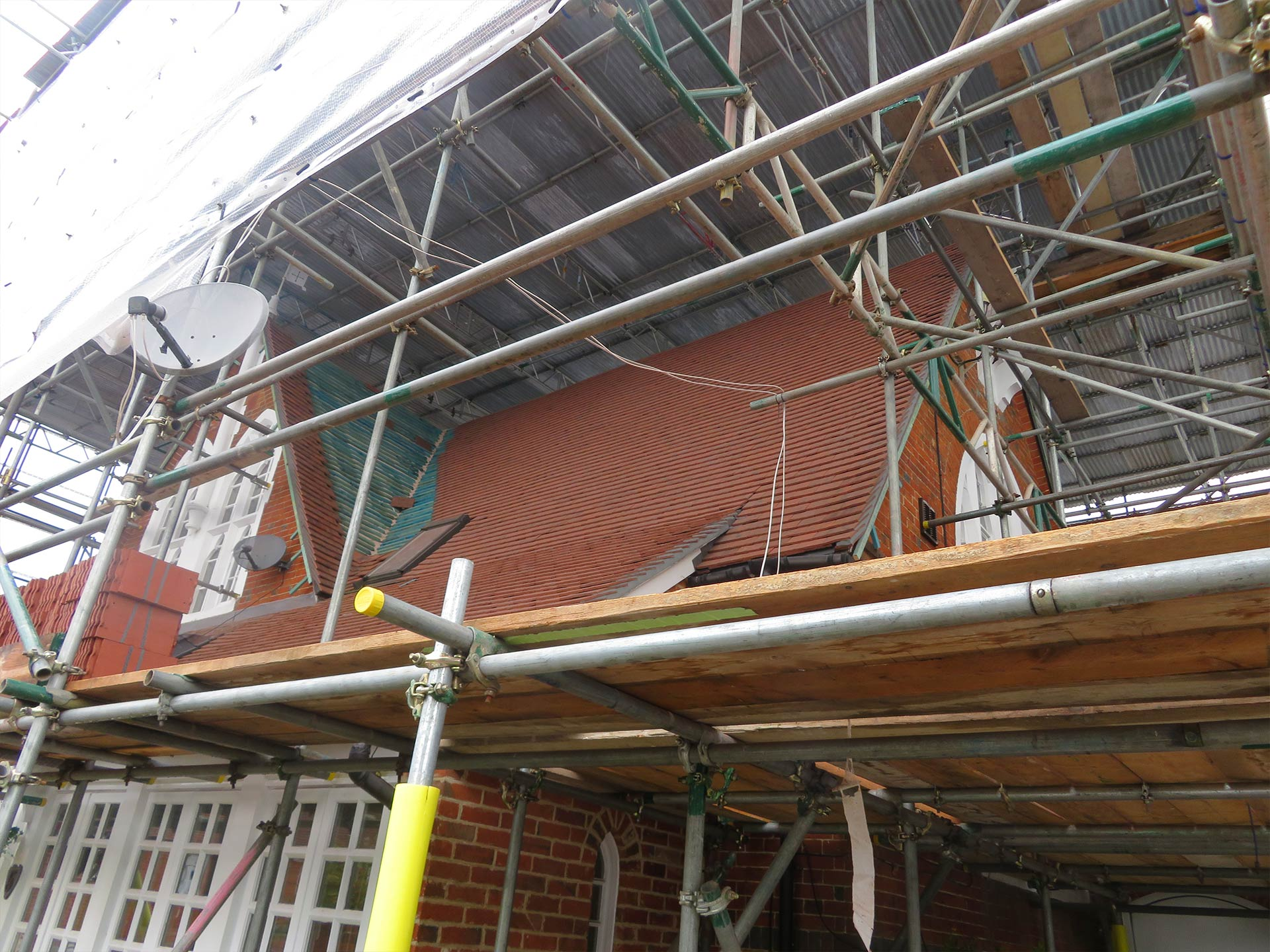 Roofing Services South West London
